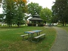 Anderson Park Picnic Table and Gazebo