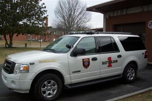 Battalion 1 Command Vehicle